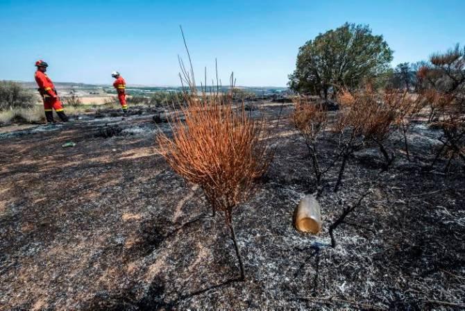 Resultado de imagen para Una fuerte ola de calor deja 2 muertos en España
