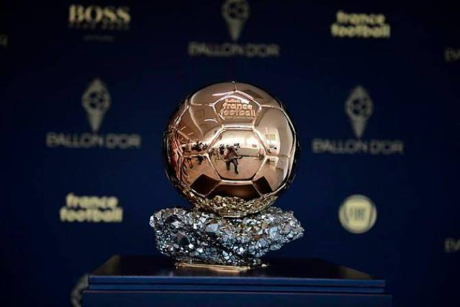 Balón de oro: France Football confirmó la lista de 30 nominados