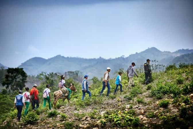 Marialabaja, primer pueblo beneficiado por la URT