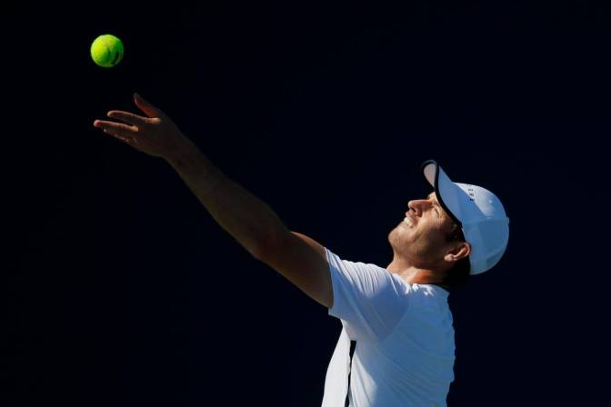 Andy Murray regresa con derrota en Cincinnati