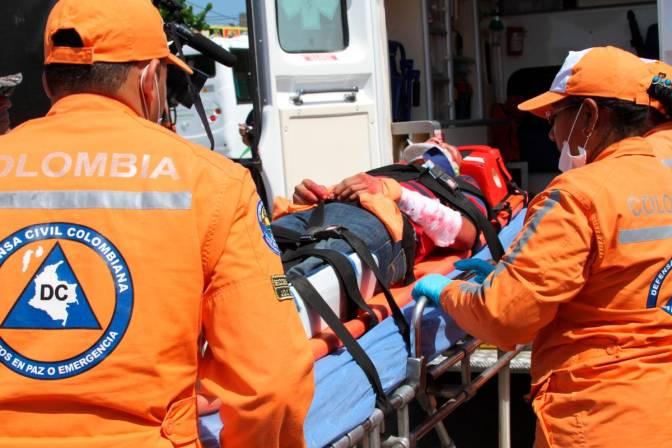 Simulacro de respuestas a emergencias el próximo 2 de octubre