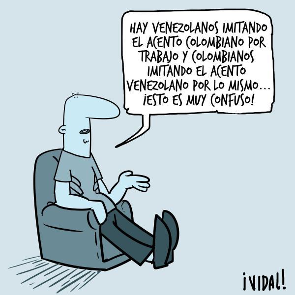 Caricatura 7 de diciembre de 2018