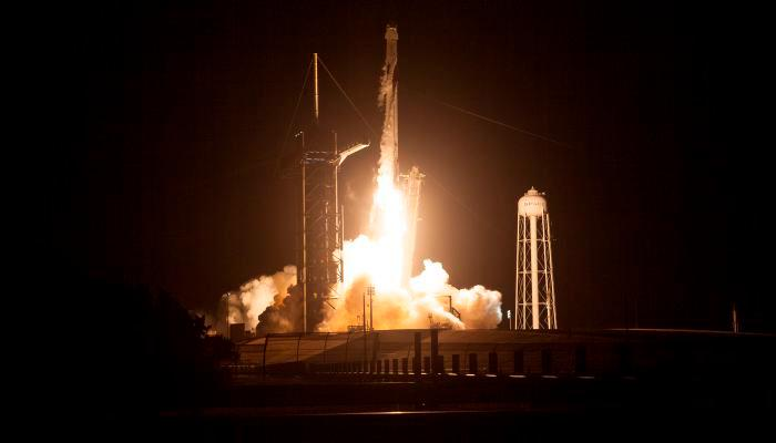 cohete falcon 9 de spacex
