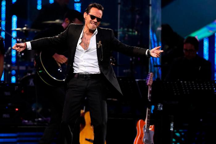 Marc Anthony. // EFE