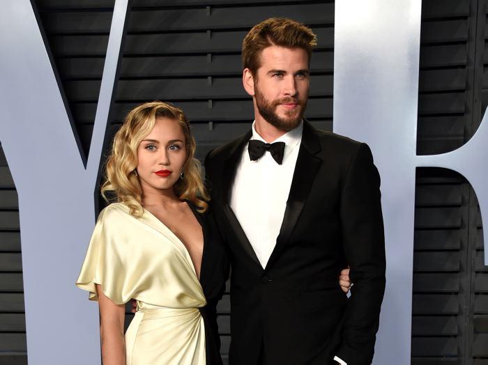 Miley y Liam, ¿se casaron en secreto?