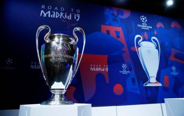 Así quedaron los cuartos de final de la Champions League | EL ...