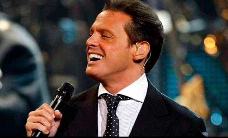 Video: Luis Miguel está en Cartagena
