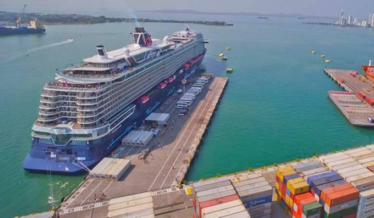 Cartagena tendría hospital flotante para tratar casos de COVID-19