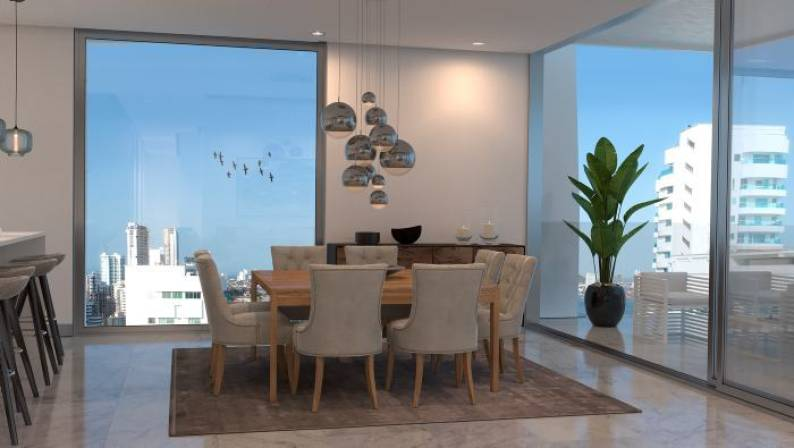 New York Luxury Tower, sofisticación y confort en Cartagena de Indias
