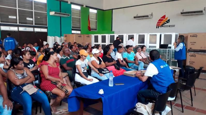 Entregan esquemas de apoyo a familias de San Jacinto y San Juan Nepomuceno