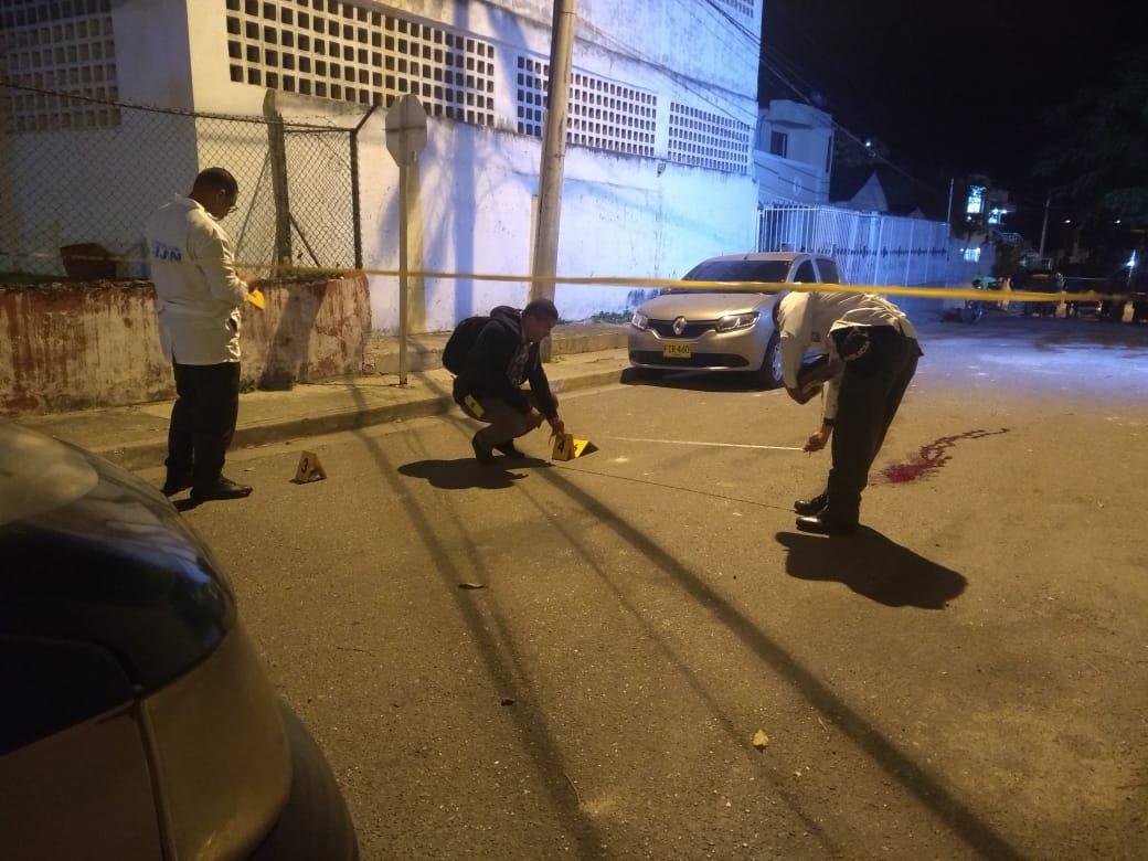 Las autoridades investigan los móviles del crimen. // El Universal