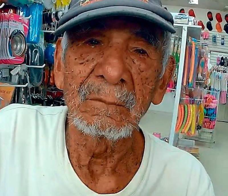 Anciano desorientado busca familiares en Sincelejo | EL UNIVERSAL - Cartagena - El Universal - Colombia