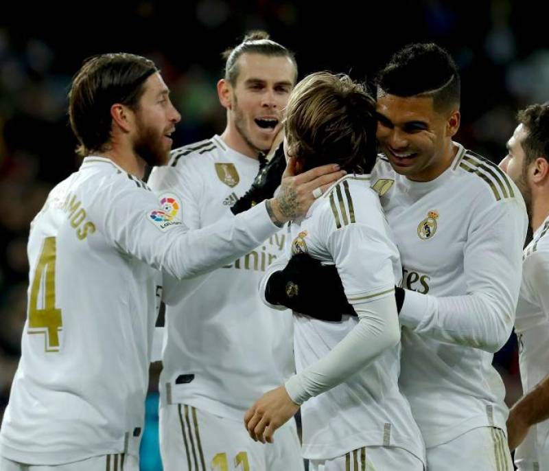 El Real Madrid ya piensa en el PSG, sin Bale | EL UNIVERSAL - Cartagena