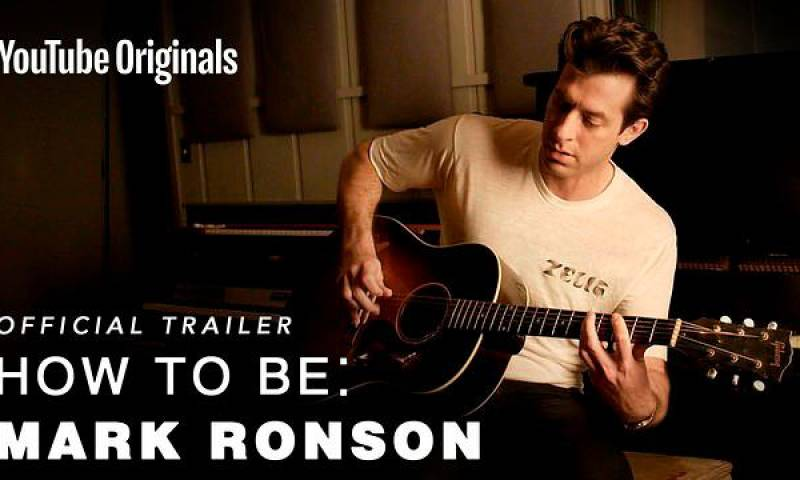 Podrán ver completo 'How to be Mark Ronson', donde el productor ganador de un Grammy y un Globo de Oro, Mark Ronson, se alió con YouTube.