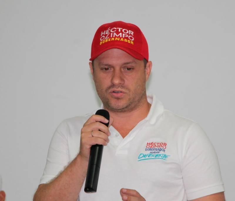 Gobernador electo de Sucre quiere posesionarse en el golfo de Morrosquillo - El Universal - Colombia
