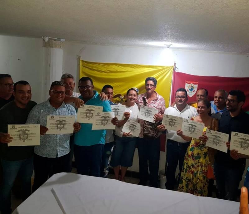 Concejal electo de Turbaco tiene brazalete tras indagación por narcotráfico - El Universal - Colombia