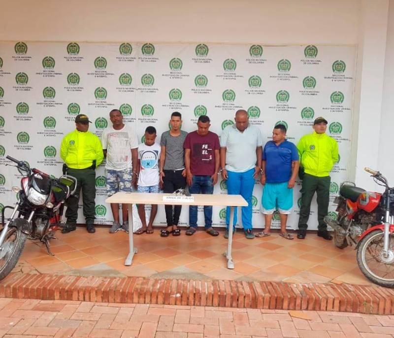 San Fernando, Olaya y El Pozón, barrios donde más roban motos - El Universal - Colombia