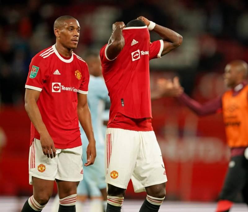 El West Ham se venga ante un Manchester United sin Cristiano por Copa de la Liga   EL UNIVERSAL - Cartagena