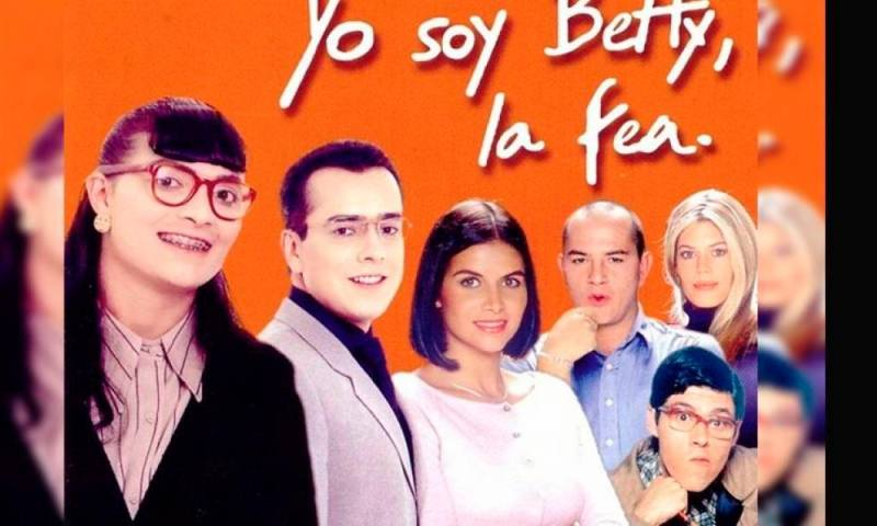 Gran final de Betty, la fea. FOTO: CANAL RCN