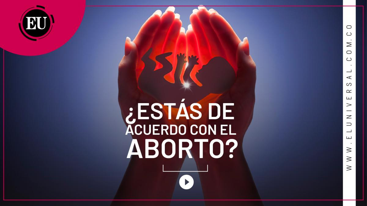 [Video] ¿Despenalizar el aborto? Esto piensan los cartageneros