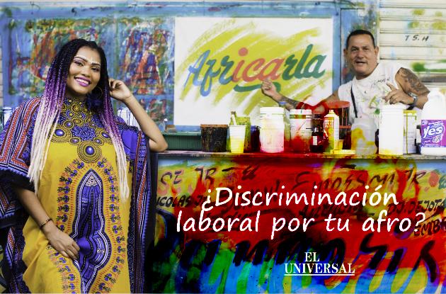 Africarla #1: ¿Discriminación en ofertas de empleo por tu afro?