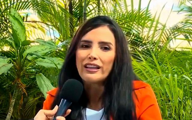 Aida Merlano. Foto: captura de pantalla