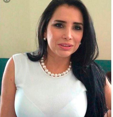 Aída Merlano fue condenada a 15 años de prisión por los delitos de concierto para delinquir y corrupción al sufragante. // Twitter.