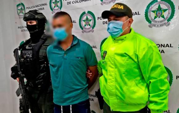Cabecilla del Clan del Golfo se fugó de la estación de Policía de Segovia