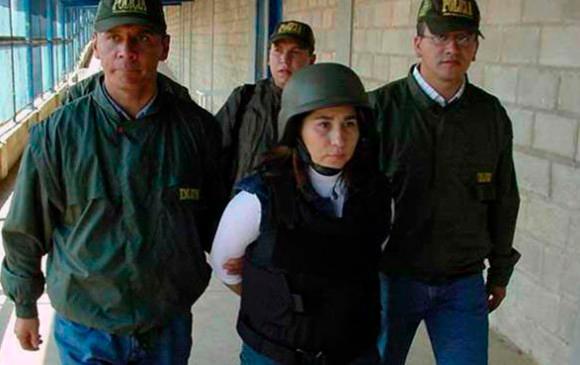 """Omaira Rojas Cabrera, exguerrillera conocida como """"Sonia"""". FOTO: COLPRENSA"""