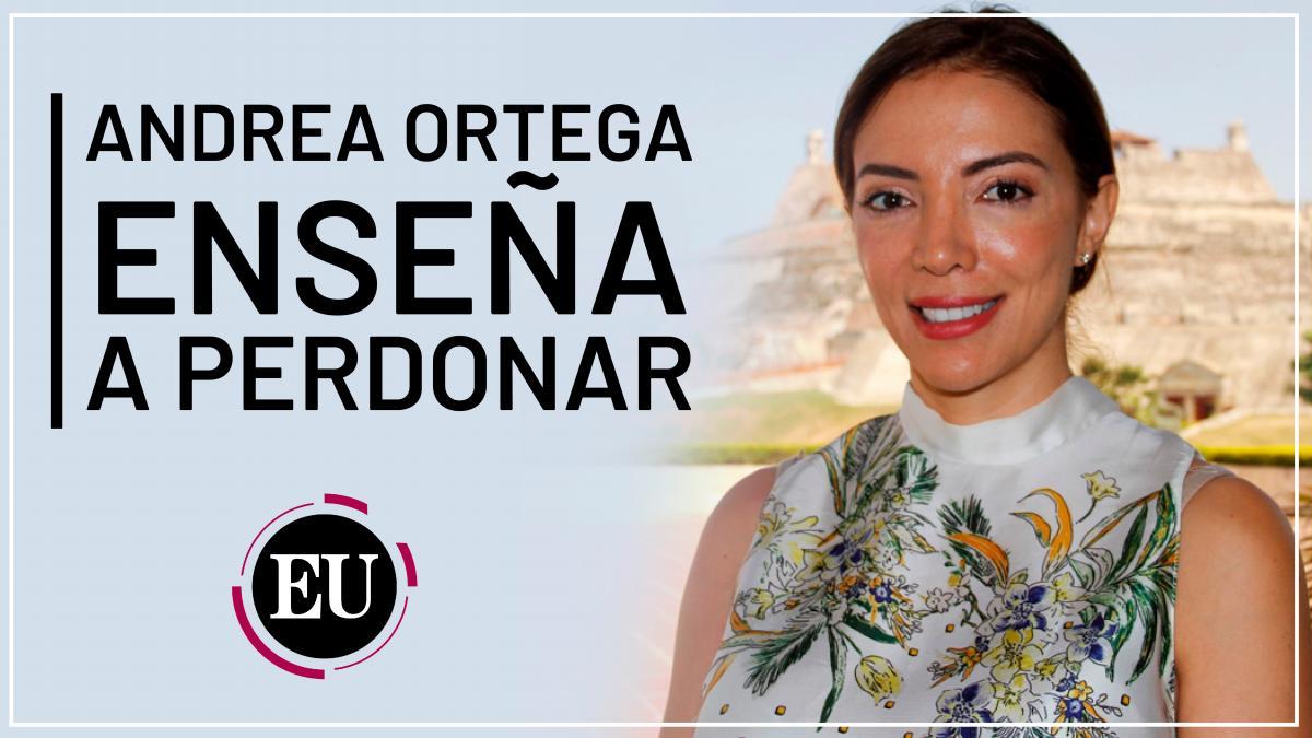 [Video] Andrea Ortega nos enseña claves para perdonar