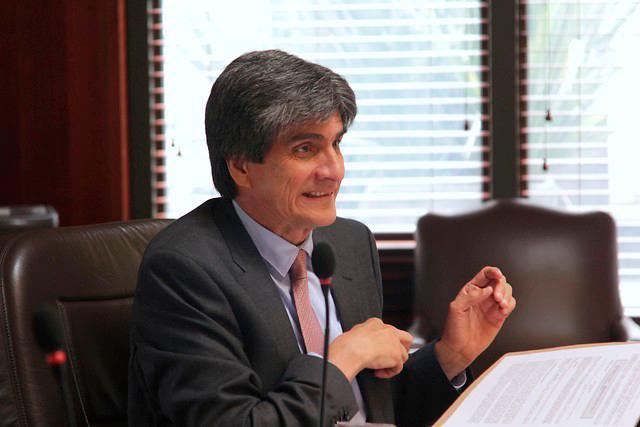 Magistrado de la Corte Constitucional, Antonio José Lizarazo.