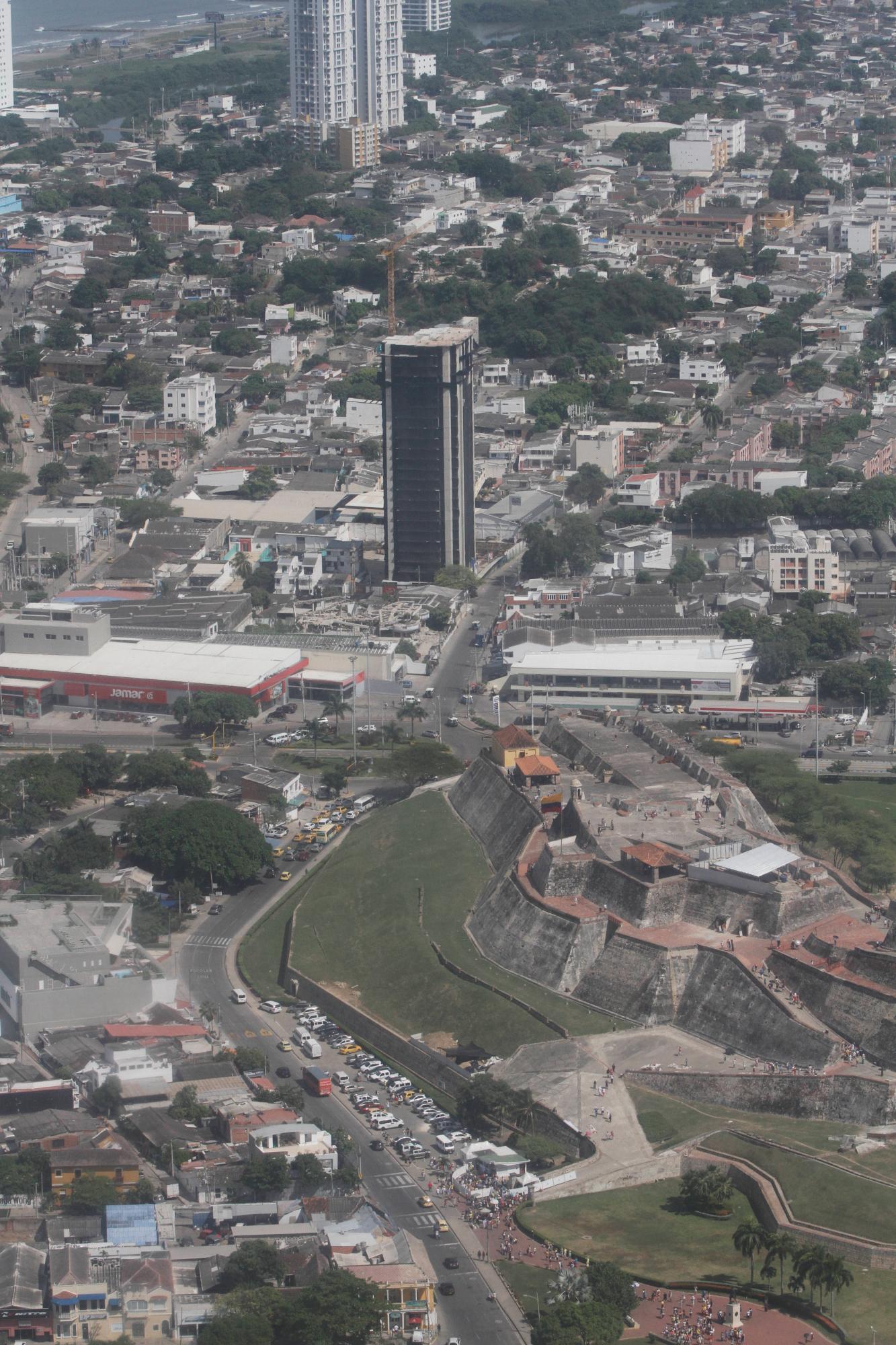 El proyecto de Aquarela está paralizado desde 2017. // Foto: Julio Castaño Beltrán.