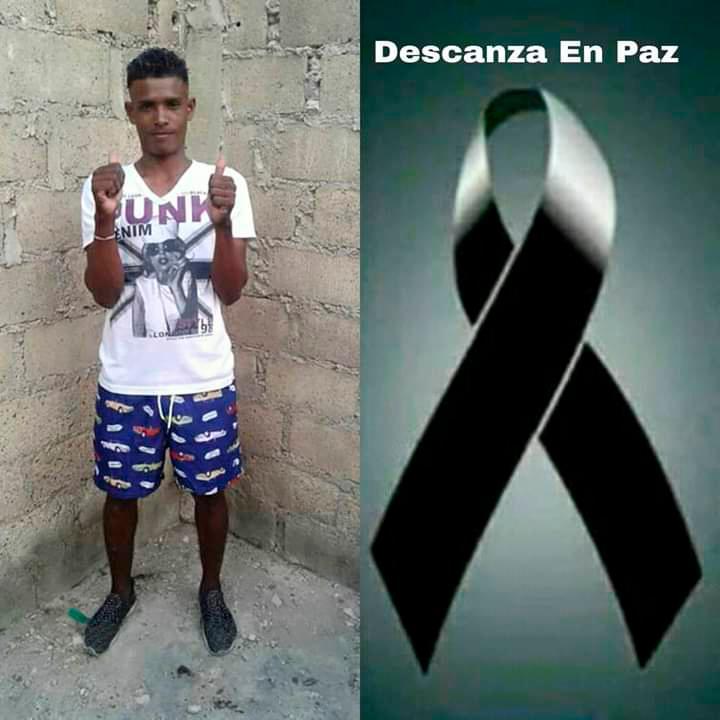 Pedro Luis Carmona Merlano tenía 29 años. // Cortesía