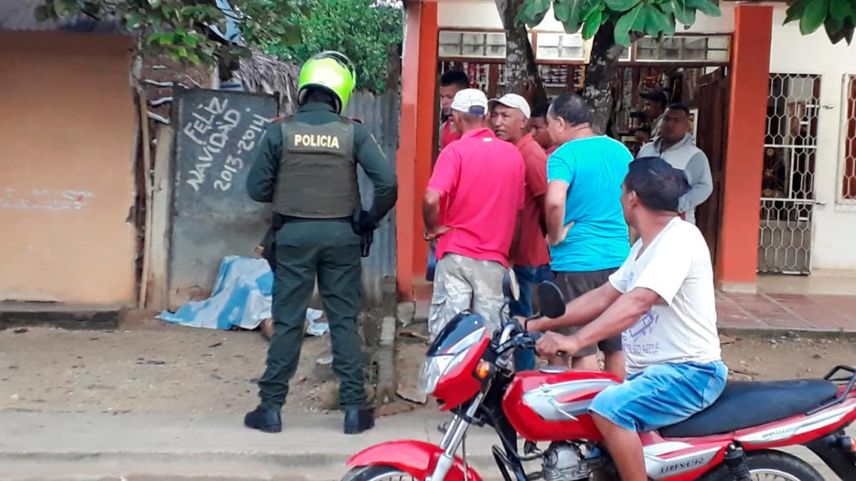 Las autoridades investigan el crimen en Arjona