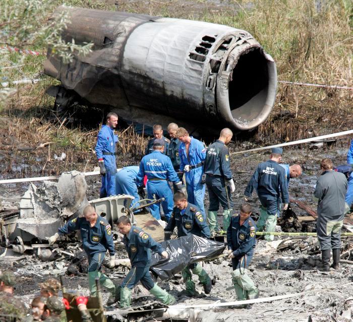 En el siniestro murieron 176 personas de diferentes nacionalidades, la mayoría iraníes. // AFP