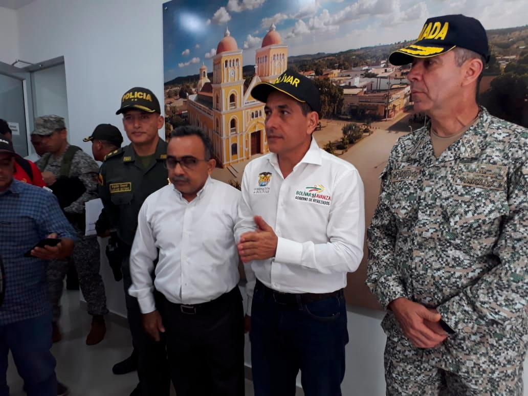 Dumek Turbay ofreció recompensa por información sobre asesinatos en El Carmen