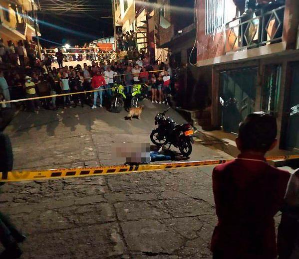 Tres muertos en masacre en Balboa, Cauca