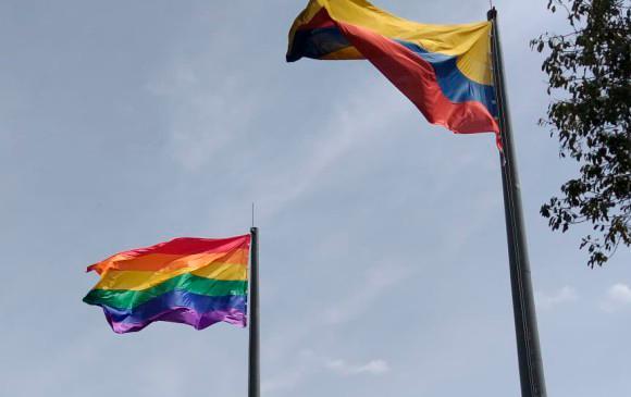 Imagen Bandera LGBTI