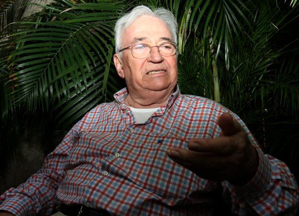 Muere Belisario Betancur, ex presidente de Colombia
