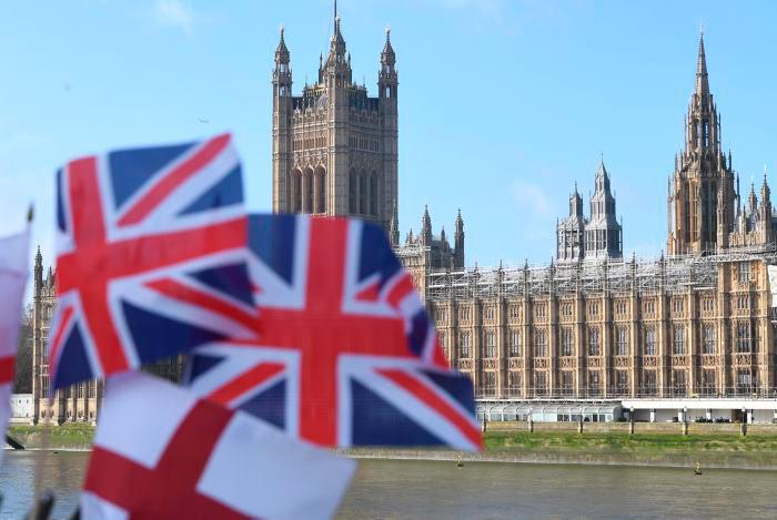 El Reino Unido salió de la Unión Europea el pasado viernes. // EFE.