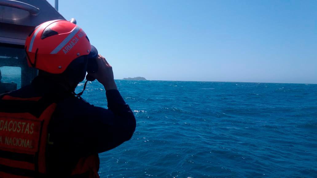 Imagen Búsqueda desaparecido en el mar