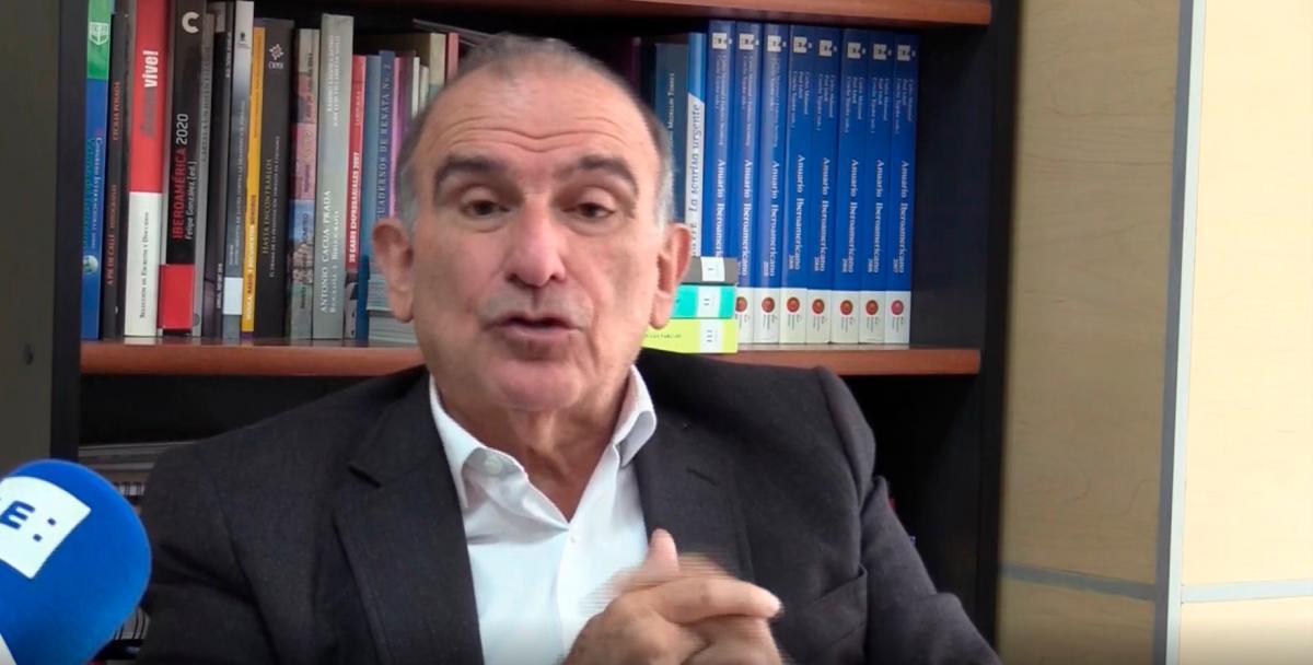"""De la Calle dice que en Colombia """"no hubo violencia buena"""""""