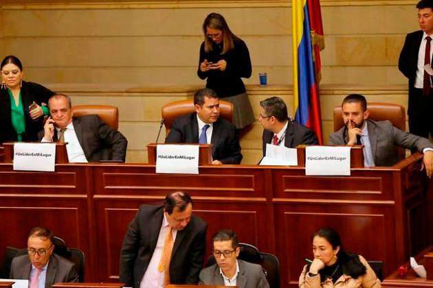 La ley fue aprobada por unanimidad en la Cámara de Representantes. // Colprensa
