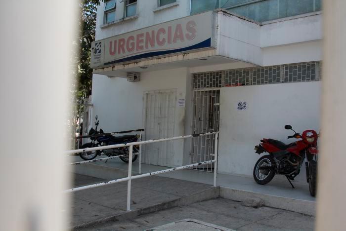 La comunidad trasladó a Alberto Vargas al CAP de Olaya Herrera para que recibiera atención médica, pero allí los galenos confirmaron su deceso.