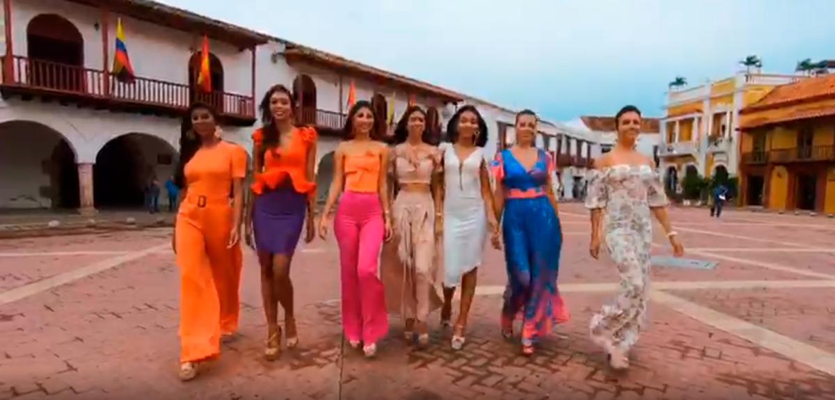 Conoce a las siete aspirantes al título de Señorita Cartagena 2019-2020