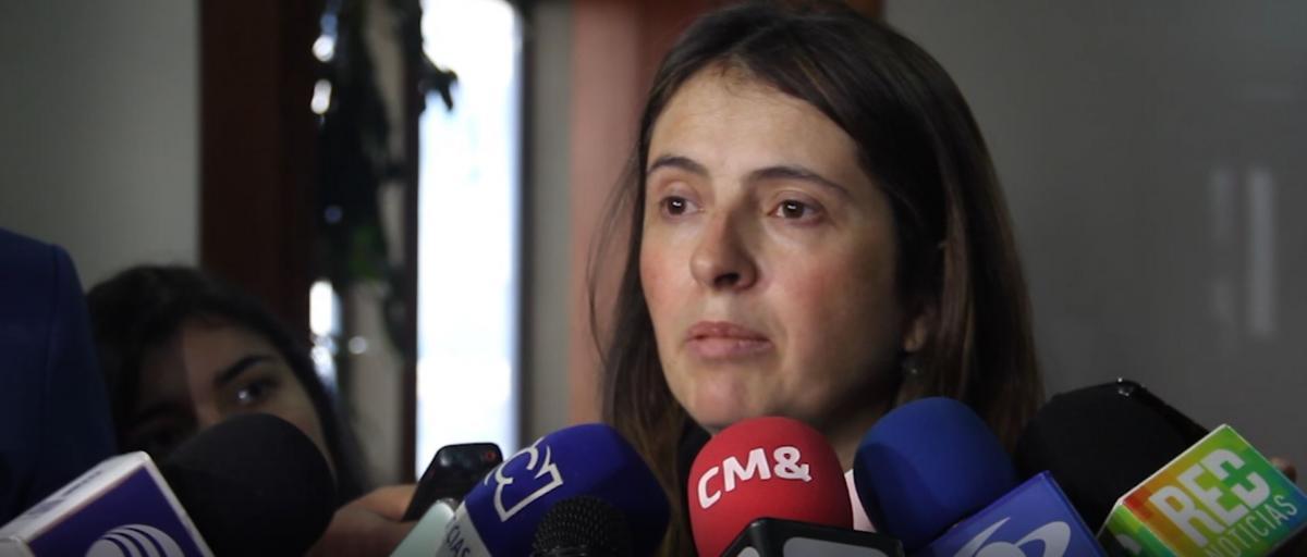 Solo Paloma Valencia y Simón Vélez asistieron a rendir testimonio en caso de 'Petro Video'