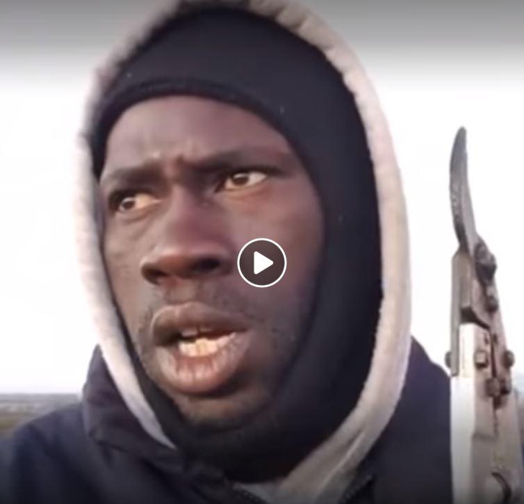 El discurso de un senegalés contra propuesta antiinmigración del partido Vox de España