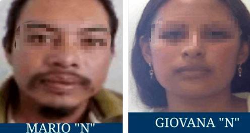 Sospechosos del asesinato de la niña Fátima.