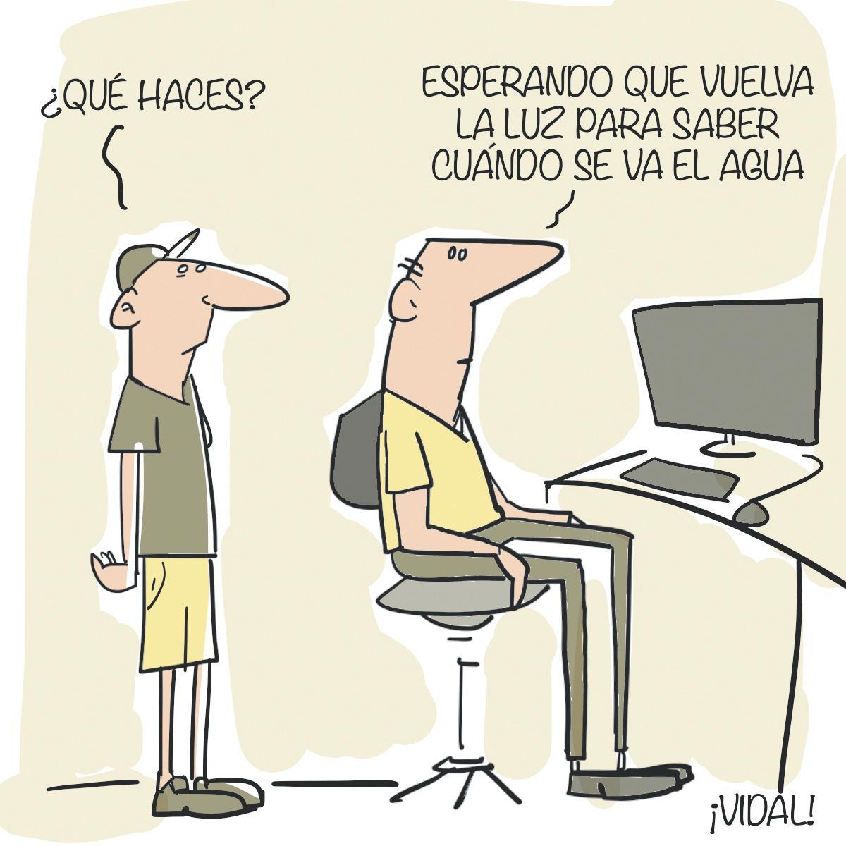 Caricatura 14 de enero de 2020