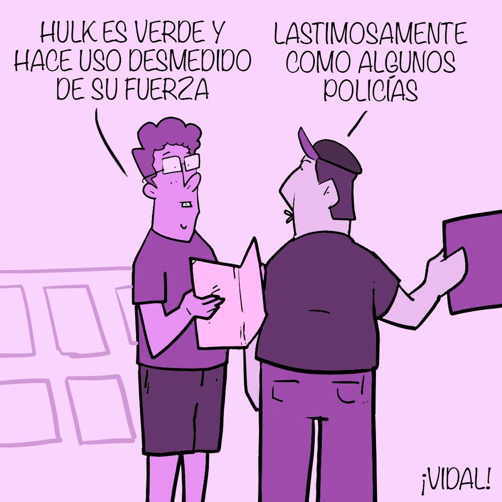 Caricatura 15/03/2019